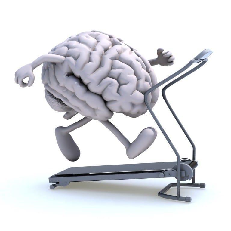b12 brain on treadmill image, b12 deficiency