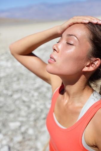 weight gain hot summer image