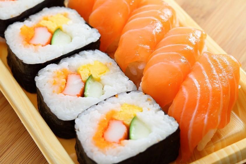 fish toxicity sushi image