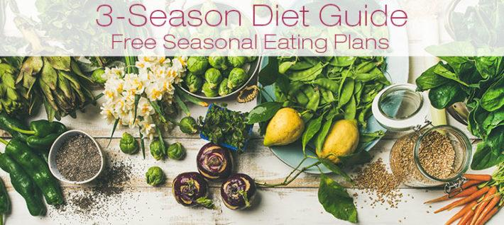 3-season diet guide