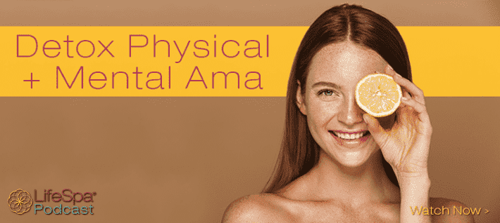 detox physical and mental ama ayurveda podcast