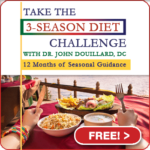 LifeSpa 3 season diet challenge image