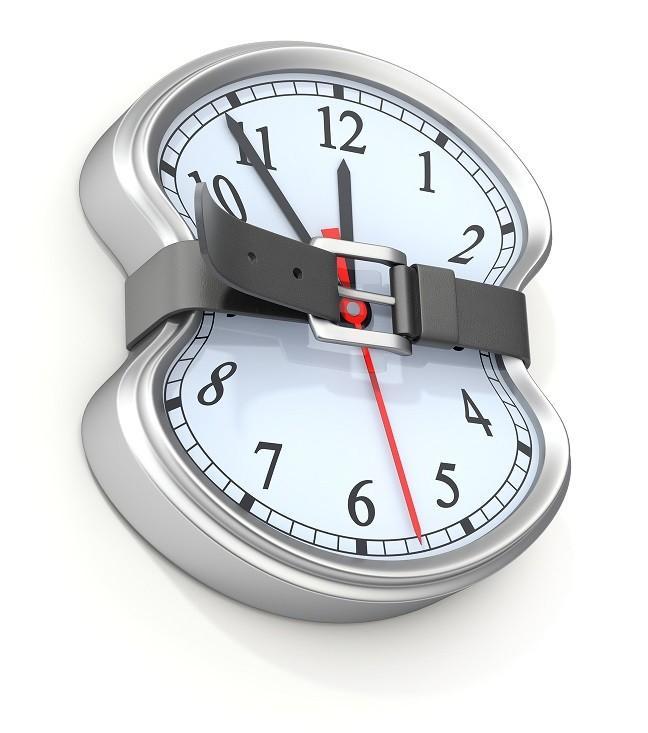 natural laxative belt around clock image