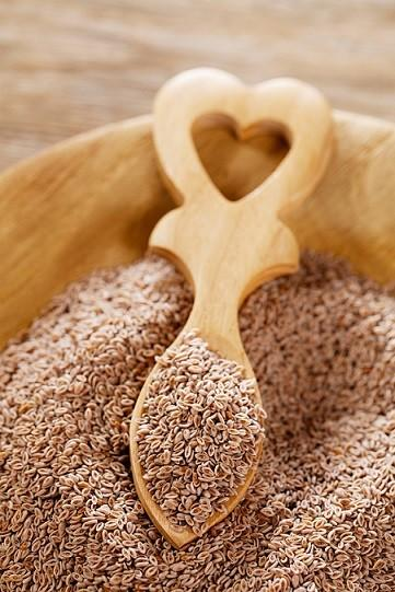 natural laxative psyllium image