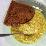 Curried Potato and Quinoa Soup