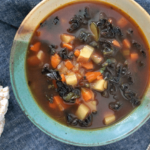 Vegetarian Mung Bean Soup