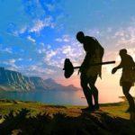 lifespa image, primitive hunter ancestors