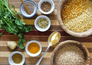 kitchari recipe benefits cleansing