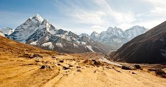 lifespa image, shilajit, himalayan mountain range