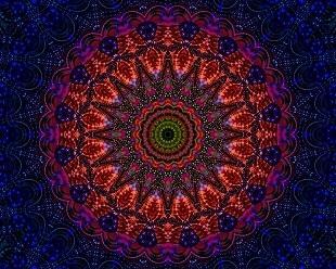 lifespa image, karma, mandala good energy