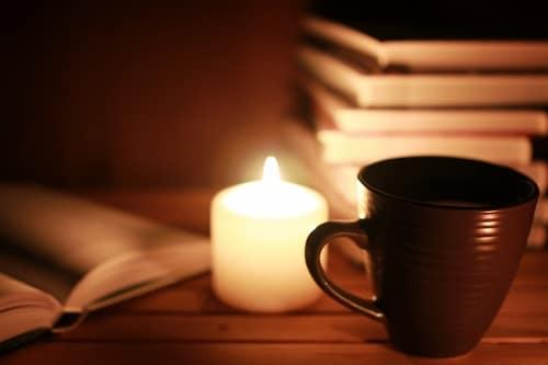 lifespa-image-melatonin-lifestyle-book-candle-mug