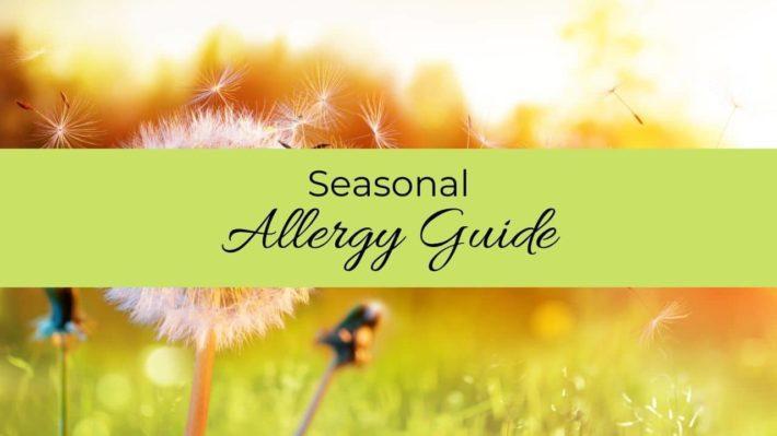Ayurvedic guide to seasonal allergies