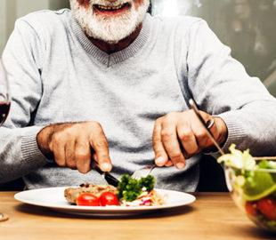 more protein as you age