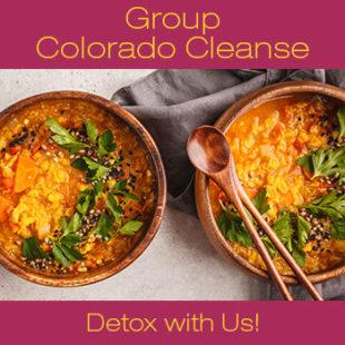 group colorado cleanse ayurveda