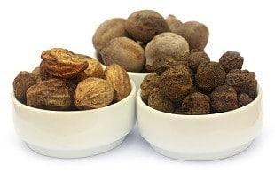 triphala fruits
