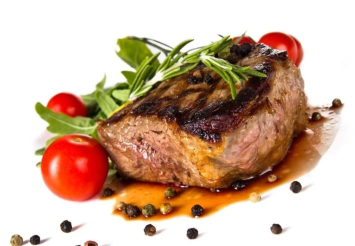 7 Reasons to Reduce Red Meat Consumption Steak Image