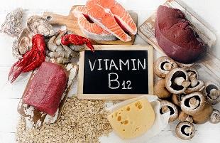 lifespa image, food sources of vitamin b<sub>12</sub>, b<sub>12</sub> deficiency